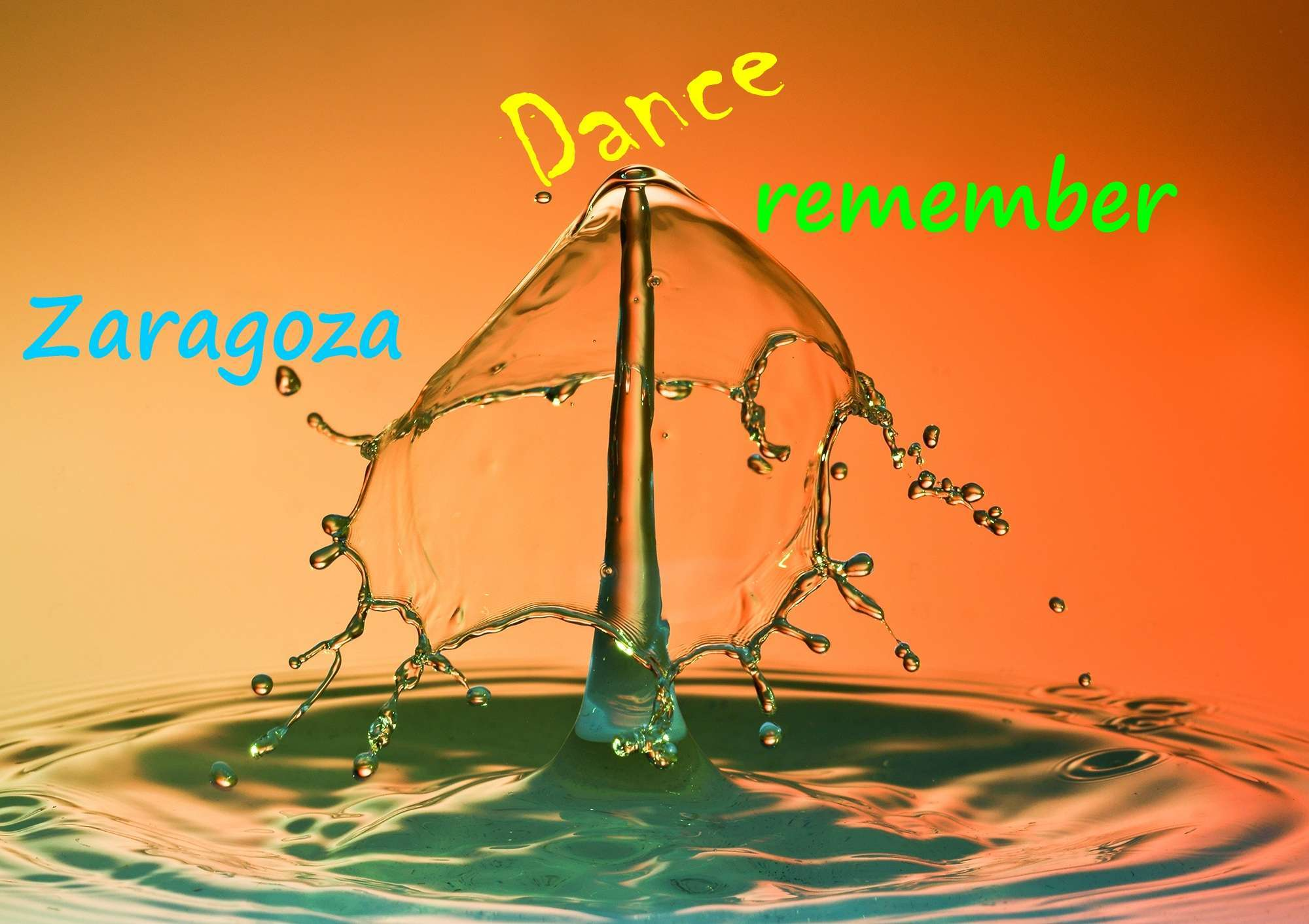 Zaragoza Dance remember